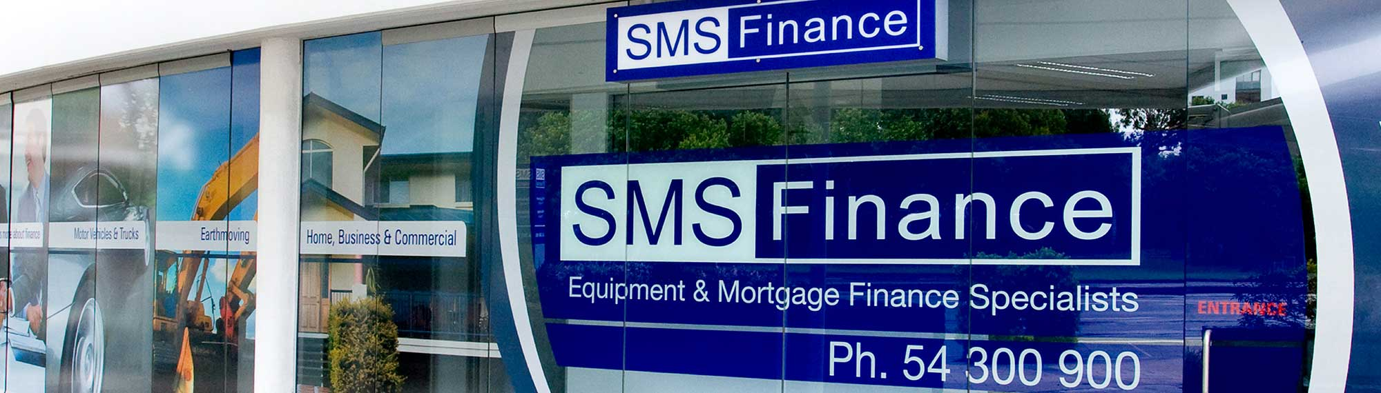 Welcome to SMS Finance